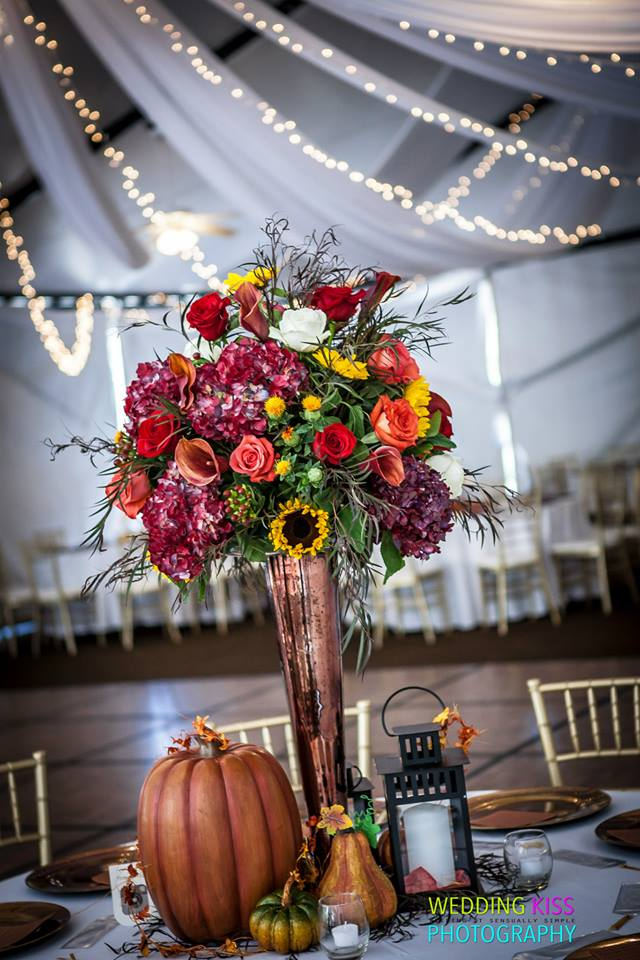 Lake Lanier Islands Wedding Design House Flowers