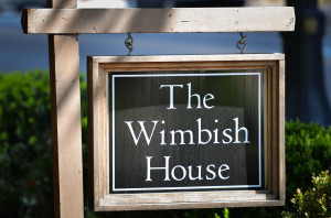 Wimbish House Wedding and Event venue on Peachtree Street in midtown Atlanta