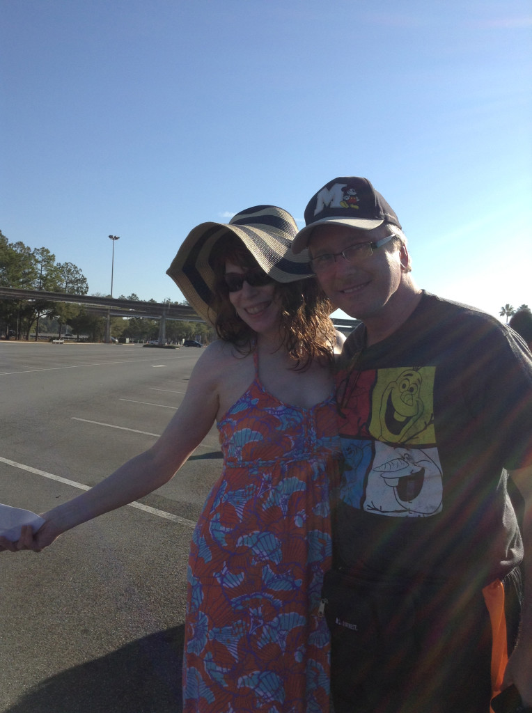 Atlanta wedding pianist Jennifer Blaske travels to Disney World for honeymoon tips