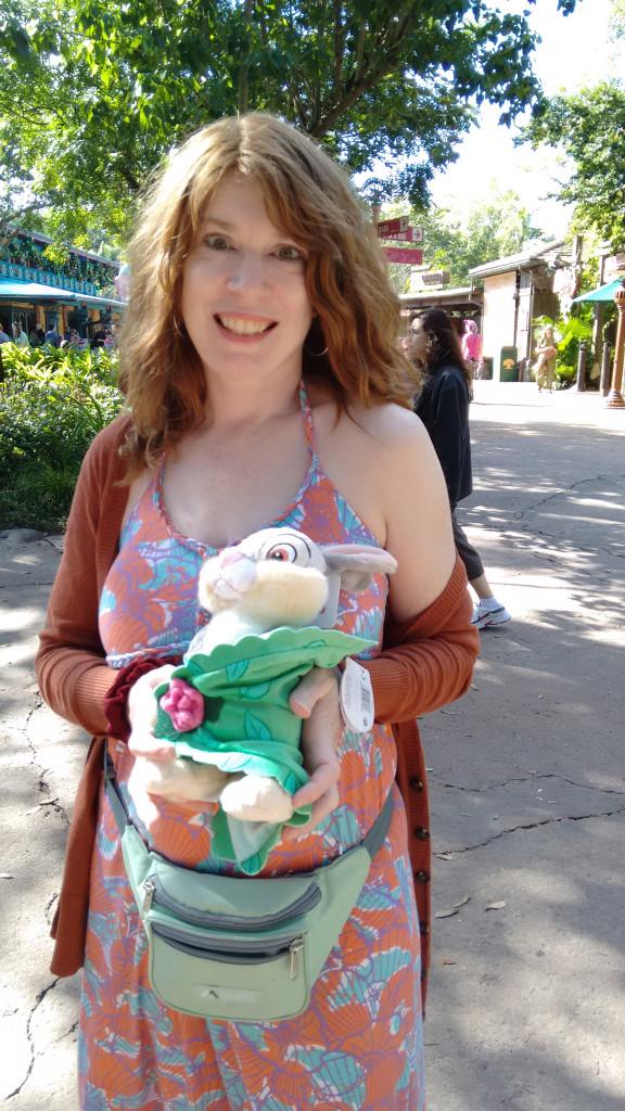 Atlanta Wedding Pianist Jennifer Blaske goes to Disney World for honeymoon tips
