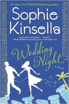 Books for Brides: Wedding Night by Sophie Kinsella