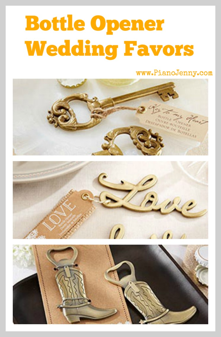 Bottle Opener Wedding Favors