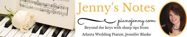 Atlanta Wedding PIanist