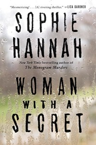 Woman with a secret by Sophie Hannah