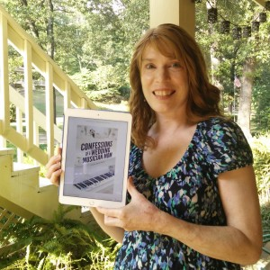 Jennifer McCoy Blaske author of humorous funny novel Confessions of a Wedding Musician Mom