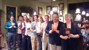 Emerging Author Night FoxTale
